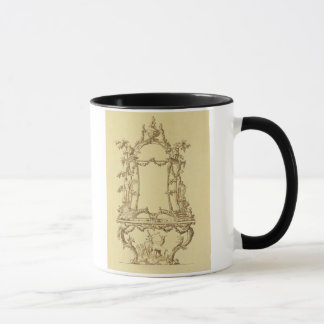 Design for a Console Table (pen & ink wash) Mug