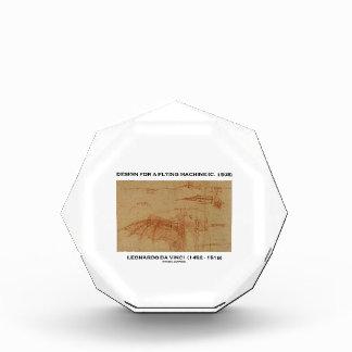 Design For A Flying Machine (Leonardo da Vinci) Award