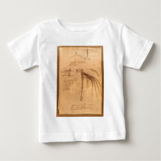 Design for a flying machine. tees