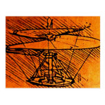 leonardo, vinci, design, helicopter, reproduction,
