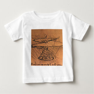 Design for a helicopter shirts