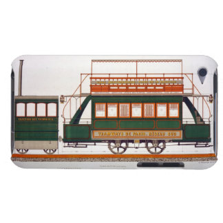 Design for a Steam Tram, plate 126 from 'The Indus Case-Mate iPod Touch Case