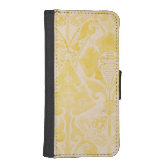 Design for a velvet or silk brocatelle, 1850 (penc iPhone 5 wallets