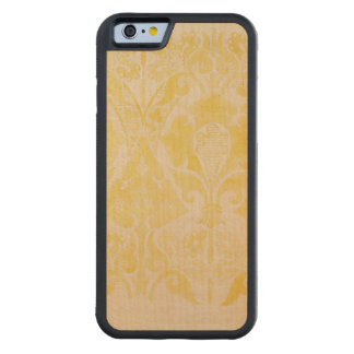 Design for a velvet or silk brocatelle, 1850 (penc carved® maple iPhone 6 bumper