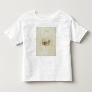Design for an illustration for Walter Scott's 'Lad Toddler T-shirt
