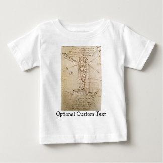 Design for Flying Machine Baby T-Shirt