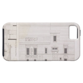 Design for House & Studio for J.A.M. Whistler Esq, iPhone 5 Cover