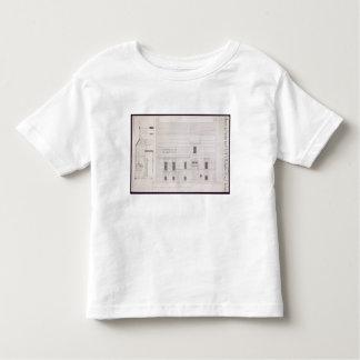 Design for House & Studio for J.A.M. Whistler Esq, Toddler T-shirt