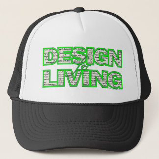 Design for Living hat