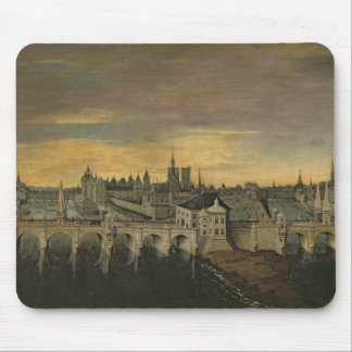 Design for the Construction of the Pont-Neuf Mouse Pad