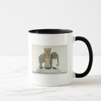 Design for the Elephant Fountain Mug