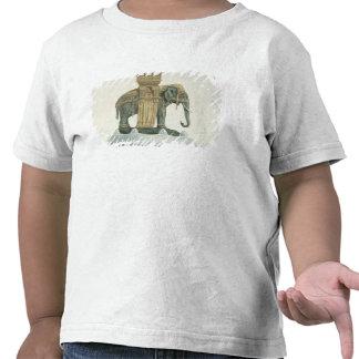 Design for the Elephant Fountain T Shirt