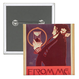 Design for the Frommes Calendar Pinback Button