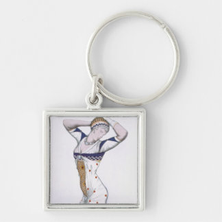 Design from A Fantasy of Modern Costume, 1912 (col Keychain