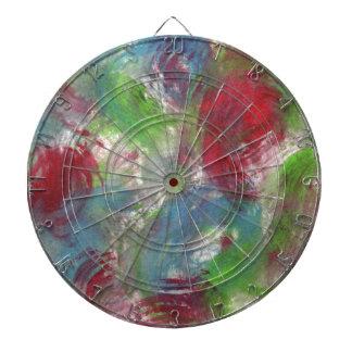 Design from Original Painting Dartboard