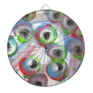 Design from Original Painting Dartboards