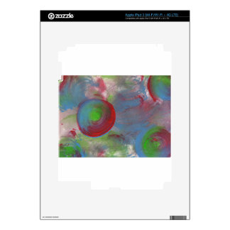 Design from Original Painting iPad 3 Skins