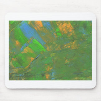 Design from Original Painting Mouse Pad