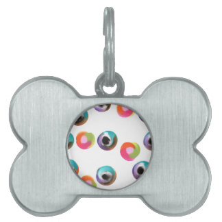 Design from Original Painting Pet Tag