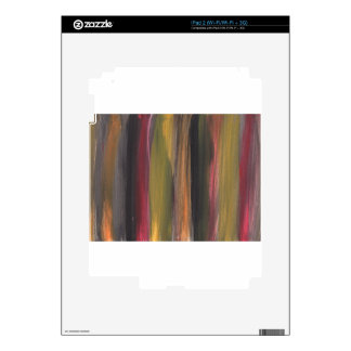 Design from Original Painting Skins For iPad 2
