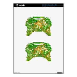 Design from Original Painting Xbox 360 Controller Decal