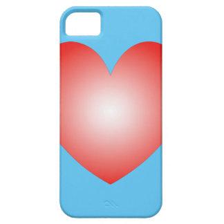 Design heart iPhone SE/5/5s case