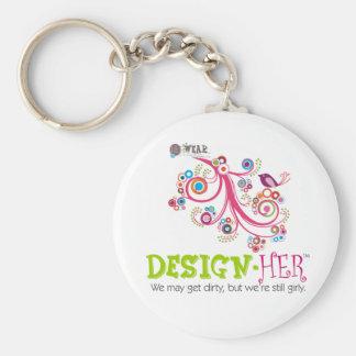 design-HER: Keychain