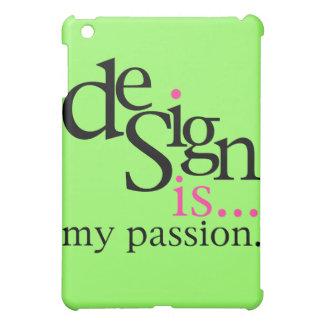Design is my Passion iPad Case
