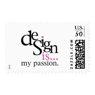 Design is... postage