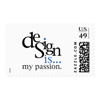 Design is... postage stamps
