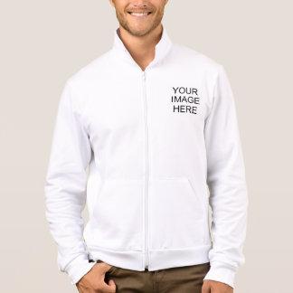 Design It American Apparel Fleece Zip Jogger Jacket