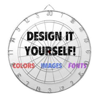 Design It Yourself On Dart Board