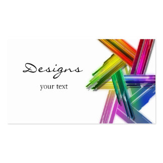 design_makeup_business Double-Sided standard business cards (Pack of 100)