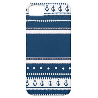 Design nautical iPhone SE/5/5s case