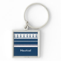 design nautical keychain