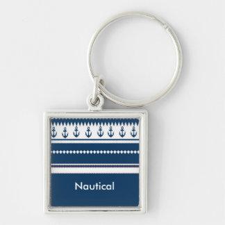 design nautical keychain