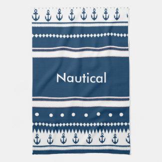 Design nautical towel