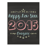 Design of congratulation of New Year