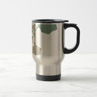 Design of Flowers - Japan Travel Mug