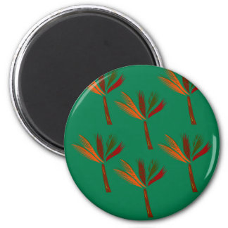 Design palms bio look magnet