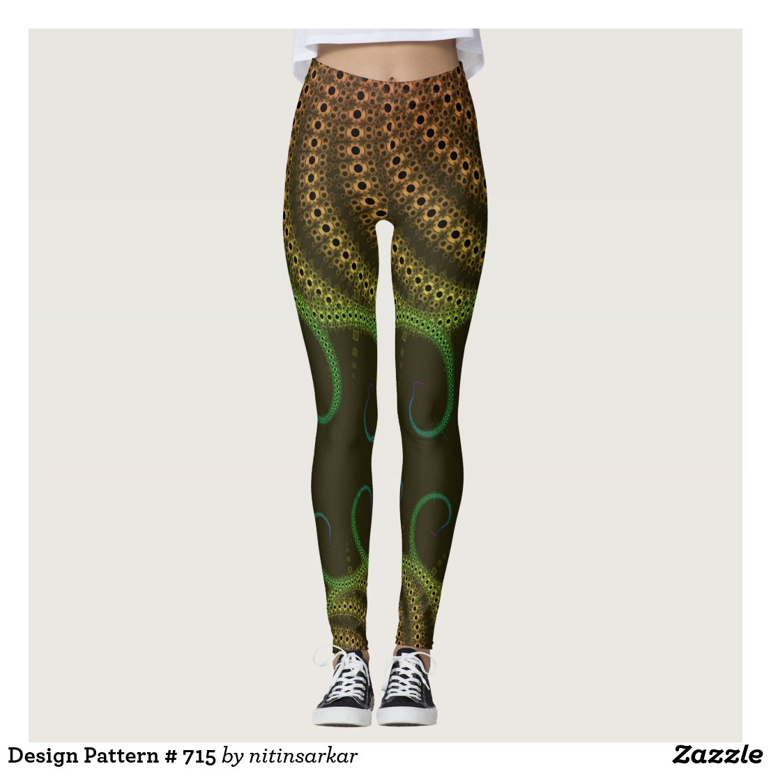 Design Pattern # 715 Leggings