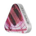 Design piano pink one bluetooth speaker