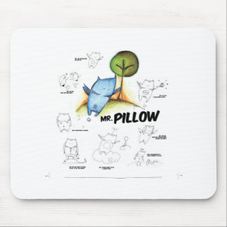 Design products mouse pad