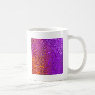 Design psycho orange PUR-polarizes Mugs