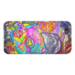 DESIGN purple for art lovers case iphone 35 iPhone 5 Cases