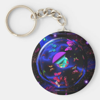 Design Reef Graphics on a Key Chain