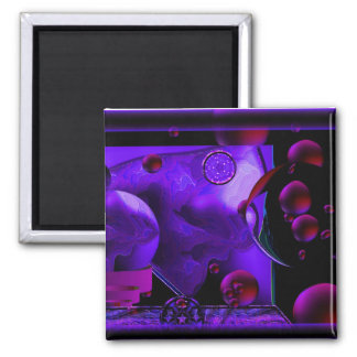 Design Reef Graphics on any and all products. 2 Inch Square Magnet