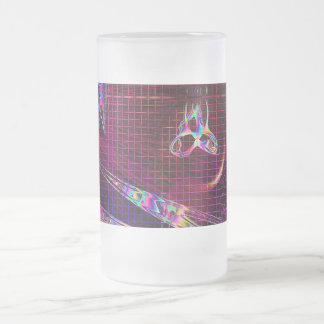 Design Reef Graphics on Frosted Mug