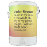 Design Request Beverage Cooler Igloo Beverage Dispenser