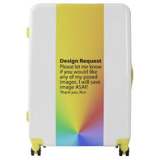 Design Request Luggage